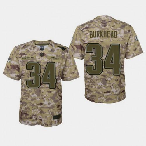rex burkhead youth jersey